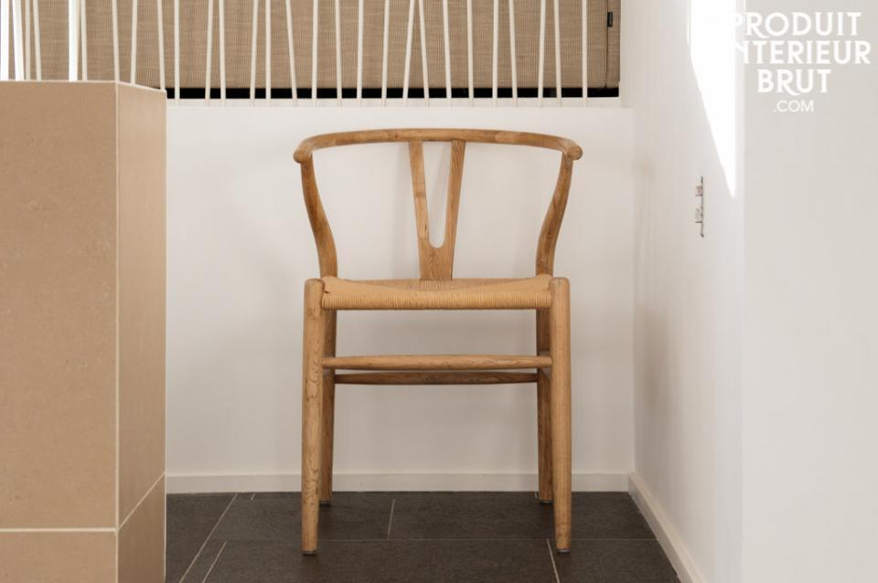 chaises tendances au design nordique