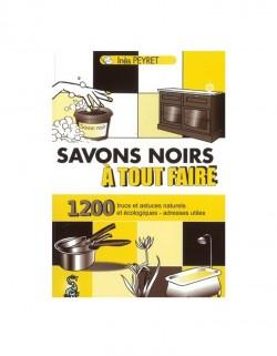 Comment utiliser le savon noir ? Réponse Chez Marius Fabre !