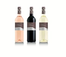 Grenache, Syrah et Cinsault : le rosé de l'Escarelle est une valeur sûre